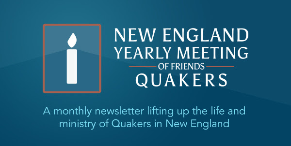 New England Yearly Meeting of Friends Quakers logo