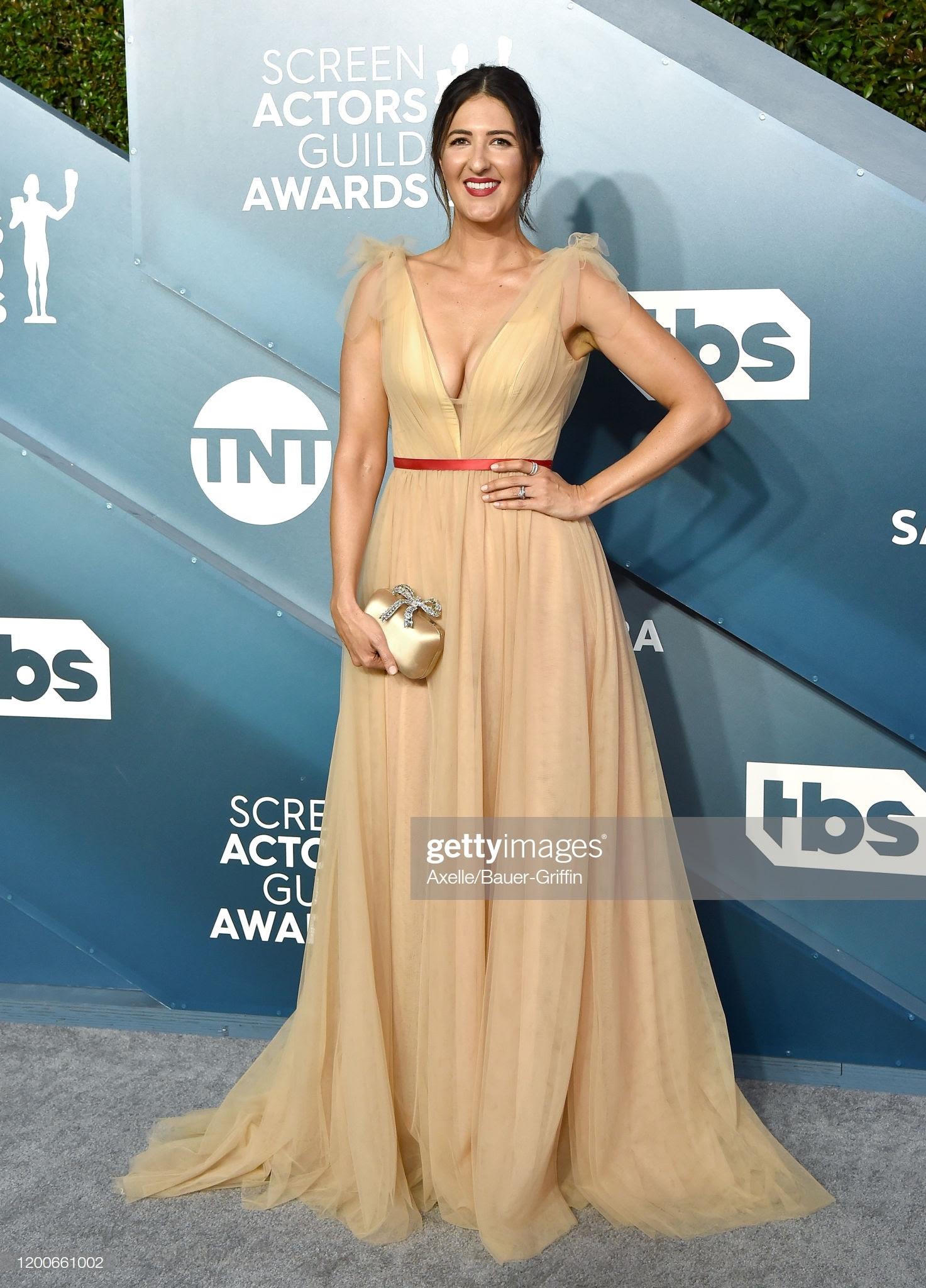 """c05ee7b7 25d9 4341 b4f1 43507437bcd3 - Screen Actors Guild Awards"""" 2020: Scarlett Johansson y Leonardo Dicaprio entre las celebrities que lucieron Jimmy Choo"""