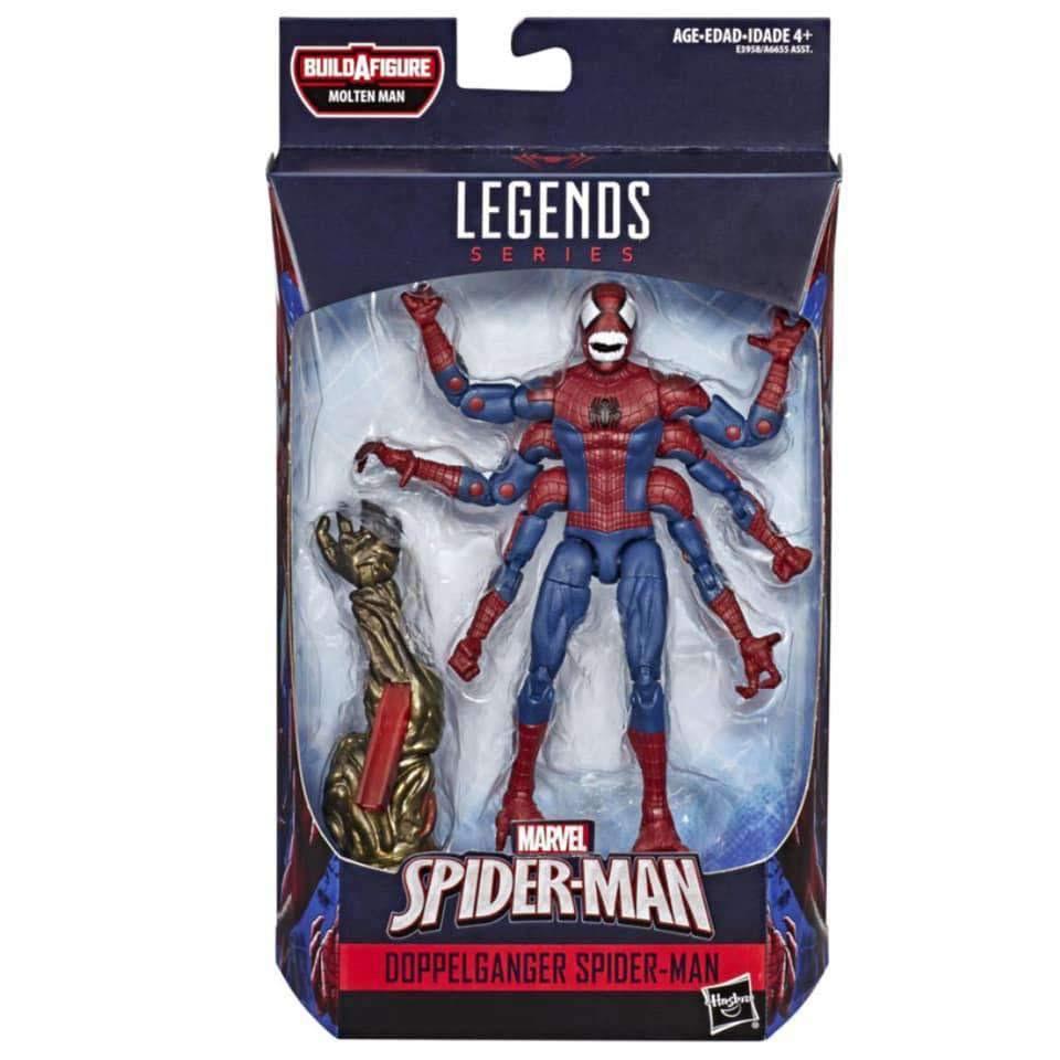 Image of Amazing Spider-Man Marvel Legends Wave 12 - Doppelganger Spider-Man