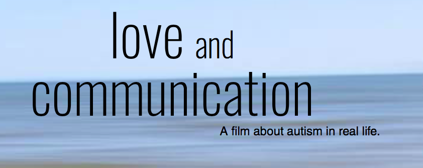 """""""Love and Communications"""" over a blurred horizon line"""