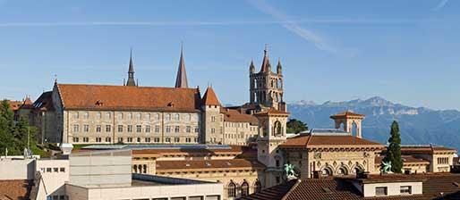 Panorama de Lausanne