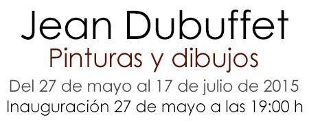 Jean Dubuffet | Pinturas y dibujos
