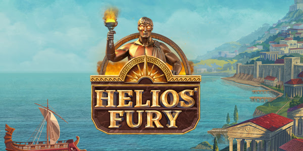 Helios' Fury oleh Relax Gaming