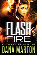 Flash Fire by Dana Marton