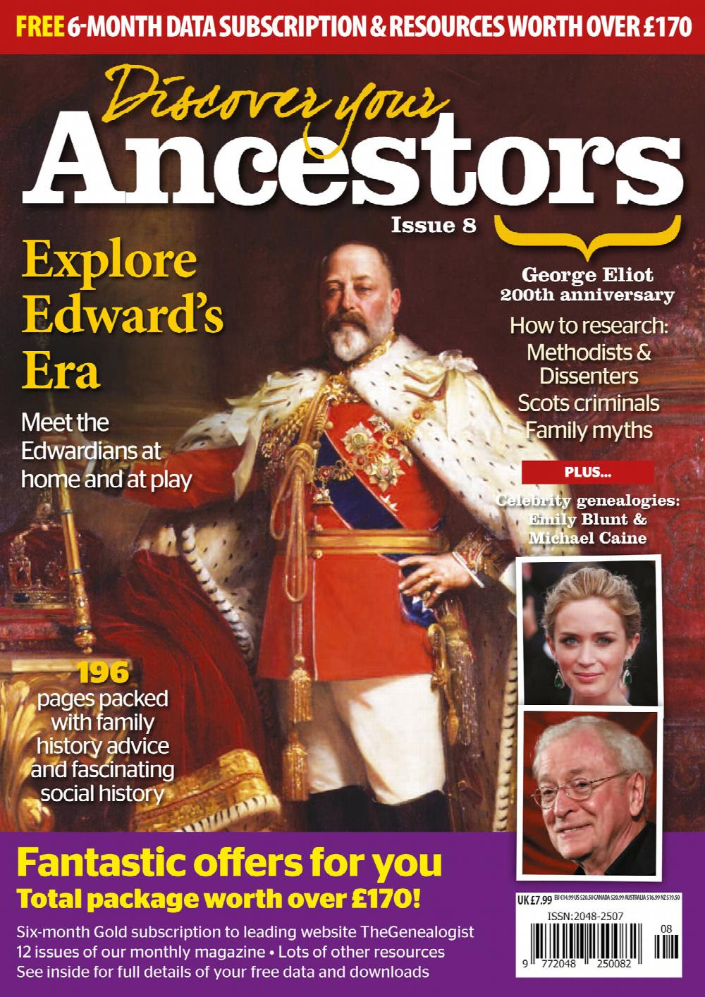 Discover Your Ancestors Issue 8