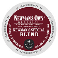 Newman`s Special Blend Keurig® K-Cup® coffee