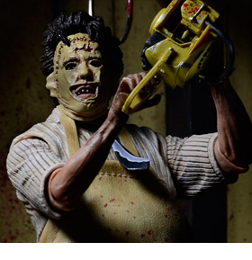 TEXAS CHAINSAW MASSACRE ULTIMATE LEATHERFACE