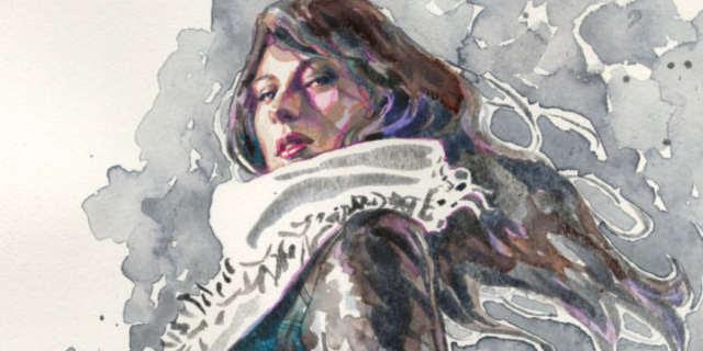Jessica Jones 001 por David Mack-720x1112