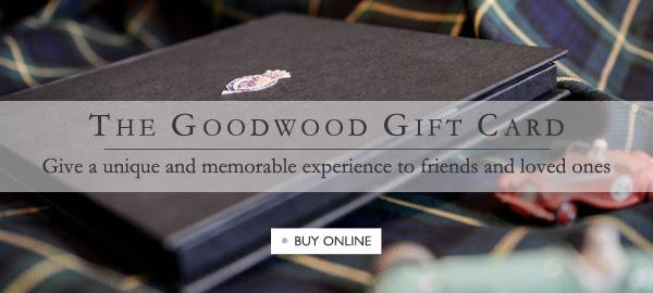 Goodwood Gift Card
