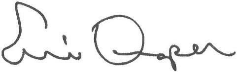 Eric Draper's Signature