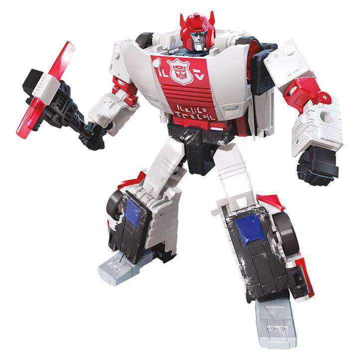 Image of Transformers War for Cybertron: Siege Deluxe Red Alert