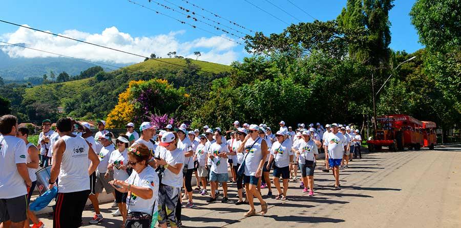 Carnaval 2018 no Mira Serra em Passa Quatro
