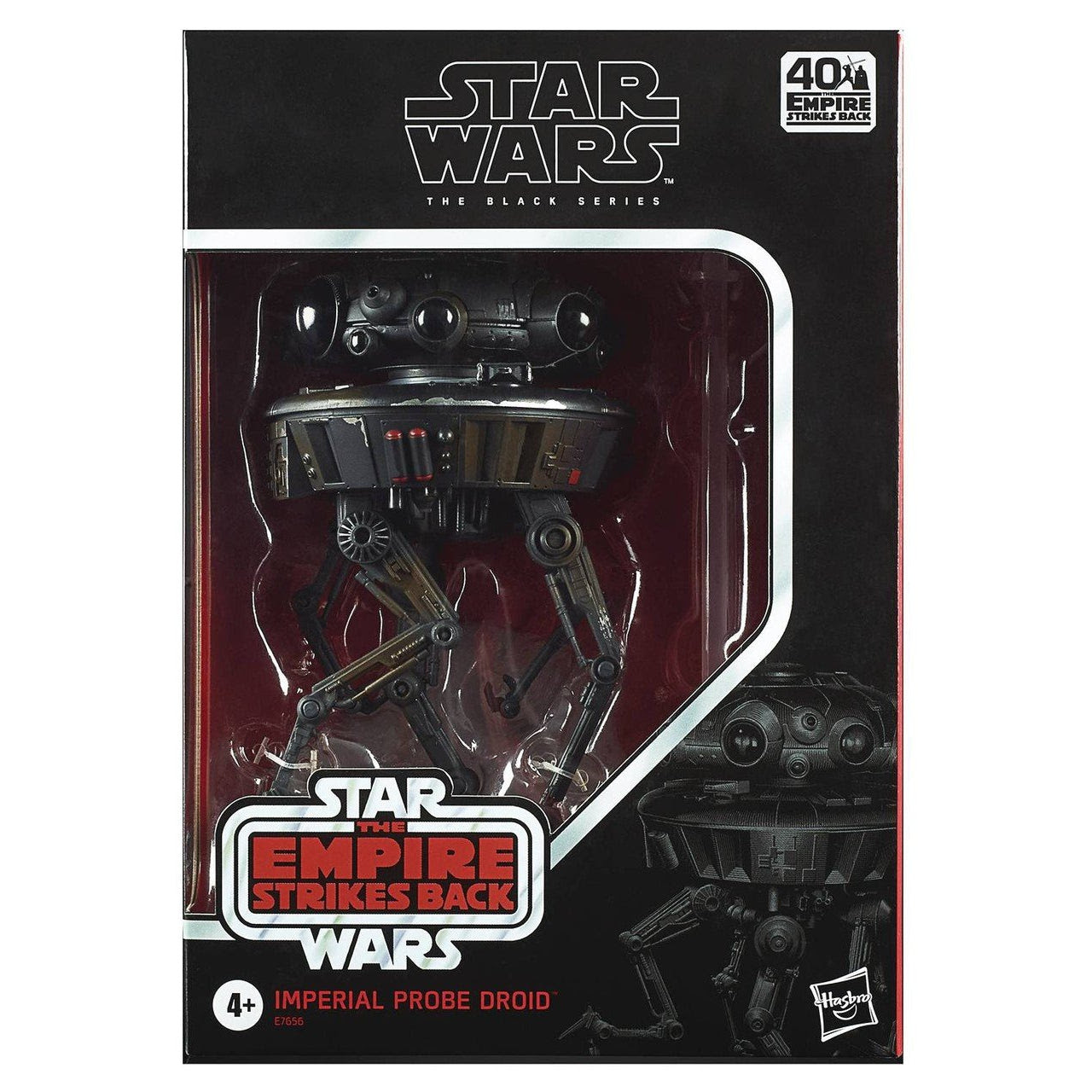 "Image of Star Wars The Black Series 6"" Scale Imperial Probe Droid"