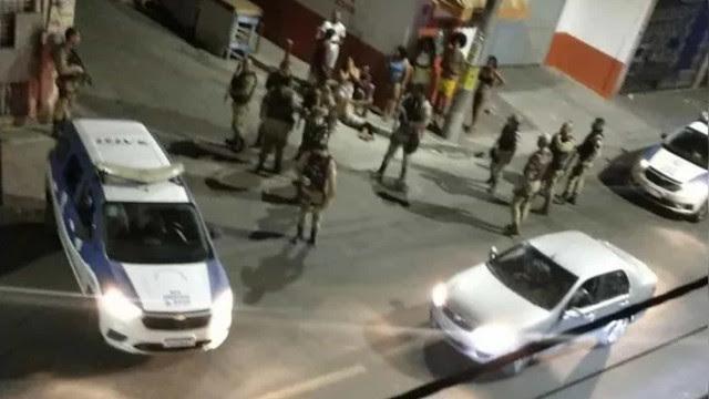 Grupo mata 6 pessoas e fere 12 em festa 'paredão' em Salvador