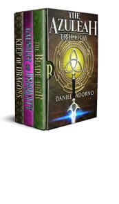 The Azuleah Trilogy Box Set