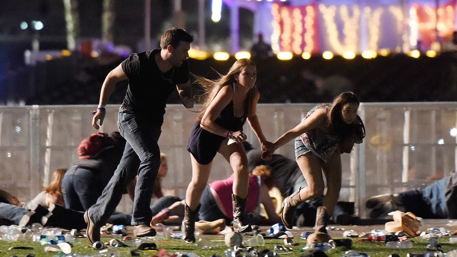 Ex-CIA Robert Steele: Las Vegas False Flag, Was it a Hybrid (Innocent Drill & Rogue Mass Murder Unit) ?