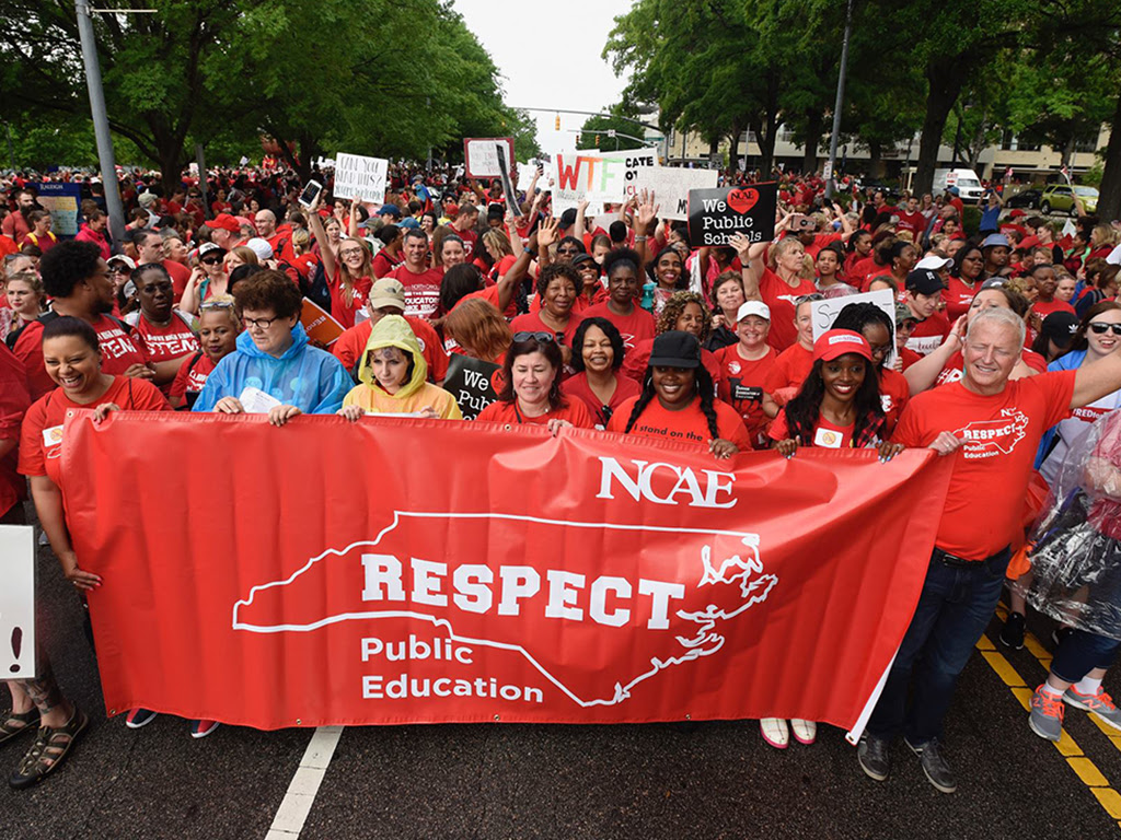 Why We Are RedforEd