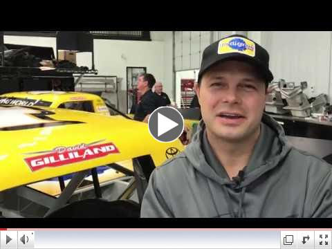 Daytona Q&A with David Gilliland