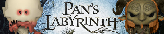 FUNKO PAN'S LABYRINTH