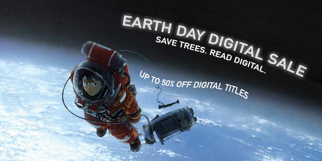Earth Day Digital Sale