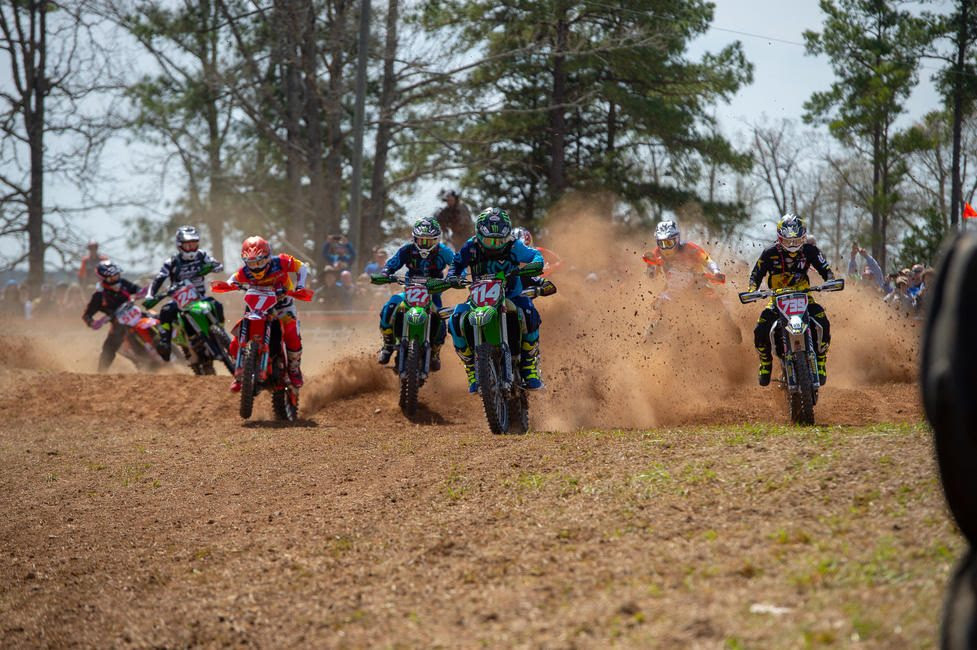 Top riders from all over the world will compete in the 1 p.m. pro race on Sunday, March 31.