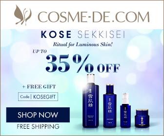 [Up to 35% + FREE GIFT] KOSE SEKKISEI .Ritual for Luminous Skin! Shop Now!  CODE: KOSEGIFT
