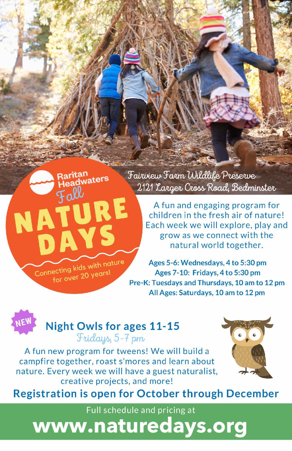 Nature Days Flyer Fall 2021.jpg