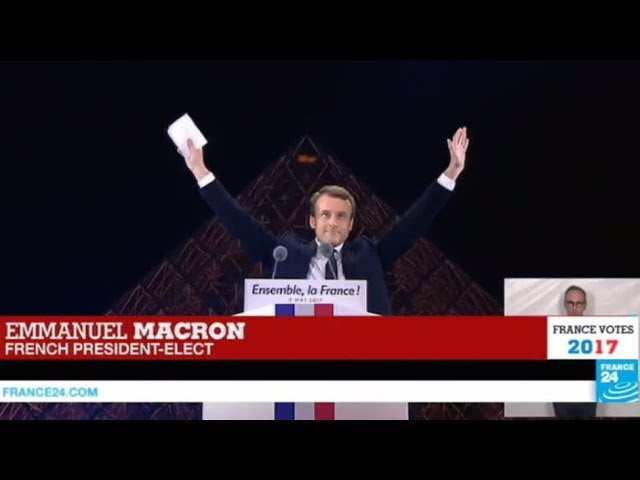 Breaking: Wikileaks drops 71,948 of Emmanual Macron emails #Wikileaks  Sddefault