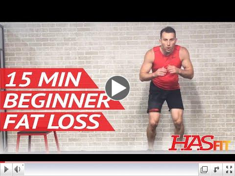 Get back into the swing of things with this Beginner Workout by HASFit
