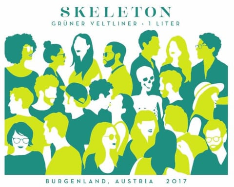 Image result for skeleton gruner veltliner 2017