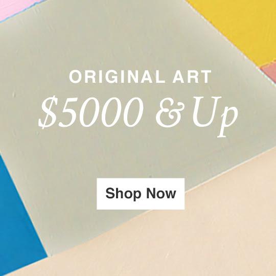 ARTE ORIGINAL $ 5000 & Up