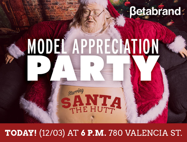 Model Appreciation Party!