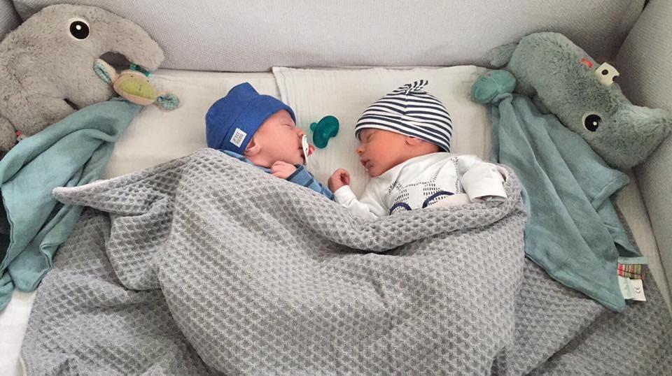 Alexander en Florian Mertens