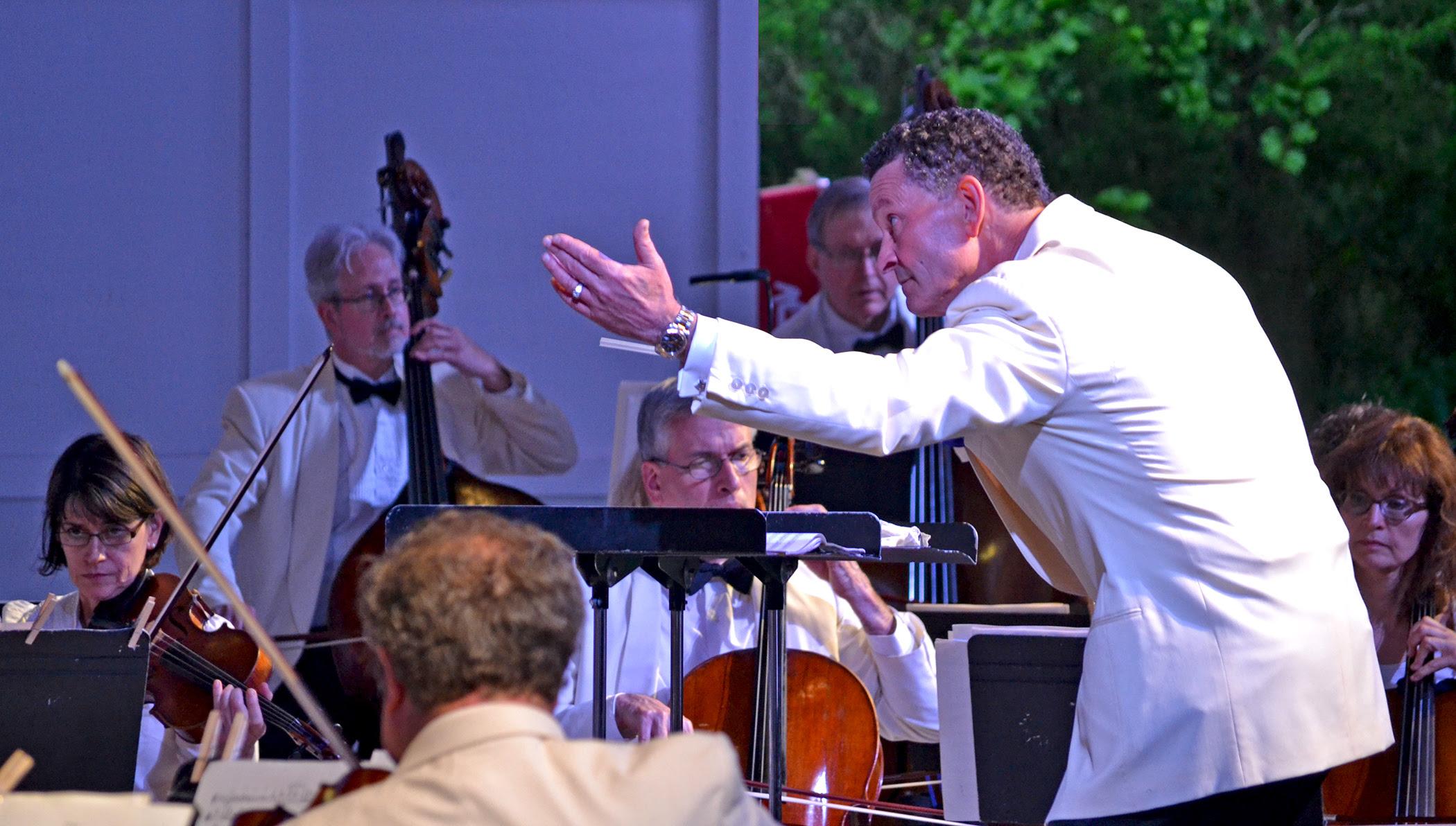 Nicholas Palmer, Conductor, EUS Orchestra