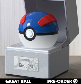 Pokemon Great Ball Replica