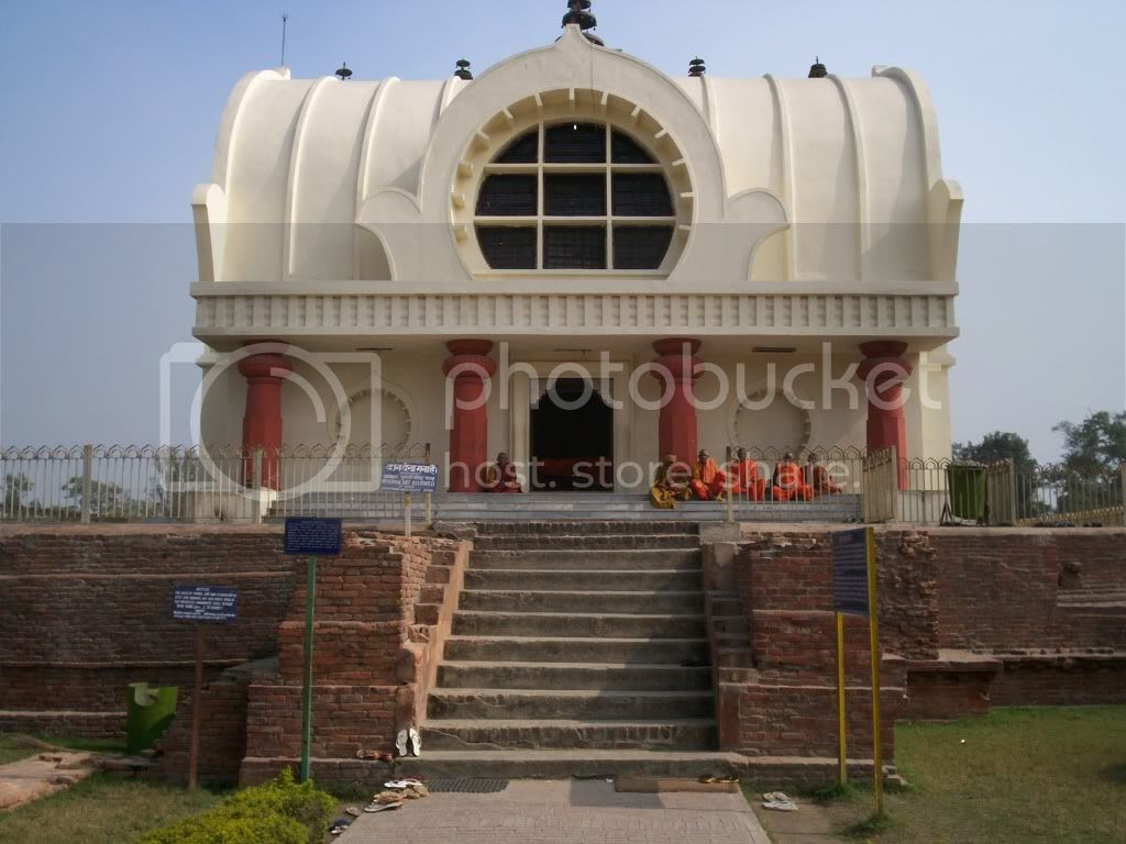 kushinagar temple photo: Kushinagar temple 100_0736.jpg