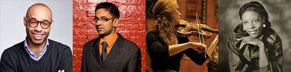 [Keith Lockhart and John Williams, Jazz at Lincoln Center Orchestra, Vitaj Iyer, Mary Lou Williams]