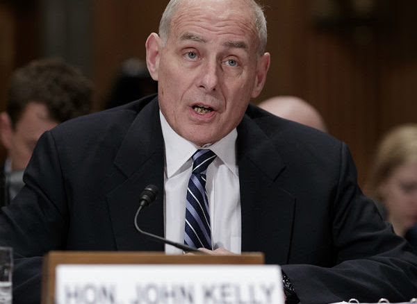 Kelly Takes Over in Time of Turmoil
