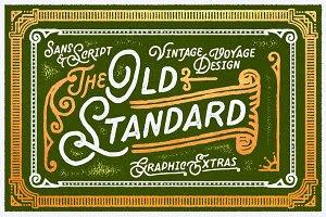 Old Standard • Promo Sale • $7