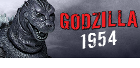 "GODZILLA 1954 12"" HEAD-TO-TAIL FIGURE"