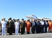 Venezuela y Rusia han realizado vuelos combinados como parte de la cooperación técnico militar y de intercambio de experiencias.