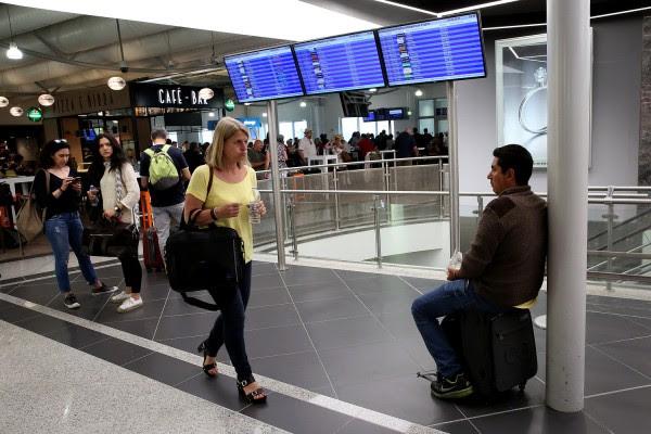 Έκλεισε το αεροδρόμιο της Γενεύης εξαιτίας της κακοκαιρίας