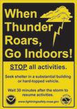 When Thunders Roars logo