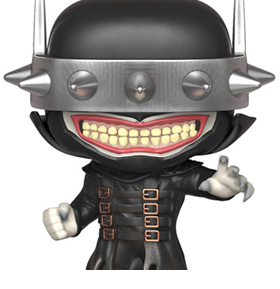 FUNKO POP! DARK NIGHTS: METAL BATMAN WHO LAUGHS