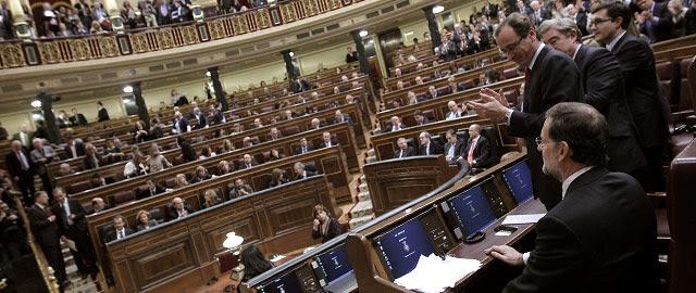 España posee el récord de aforados: 10.000, frente a ninguno en Alemania