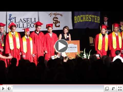 Palm Valley Commencement - June 2017
