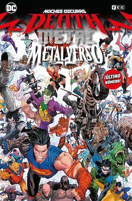 Death Metal: Metalverso (Rústica) #6
