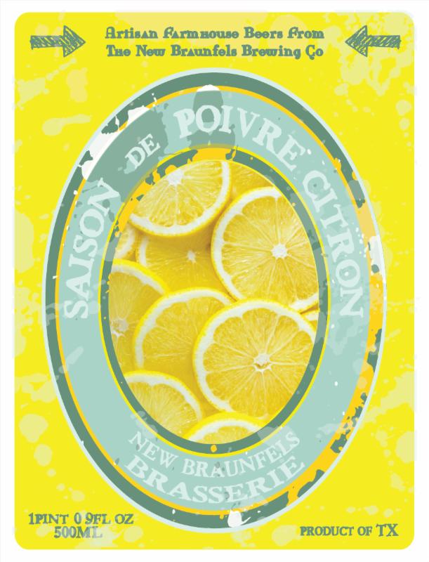 saison de poivre citron