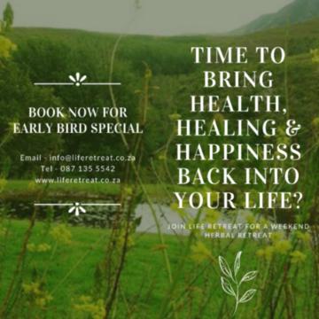 Herbal Healing Retreat