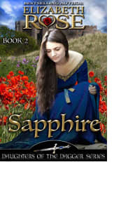 Sapphire by Elizabeth Rose